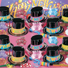 New Year's Hats